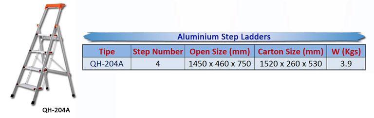 Aluminium-Step-Ladders