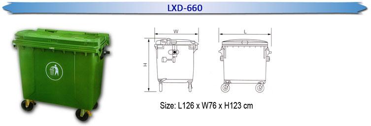 Dustbin-LXD-660