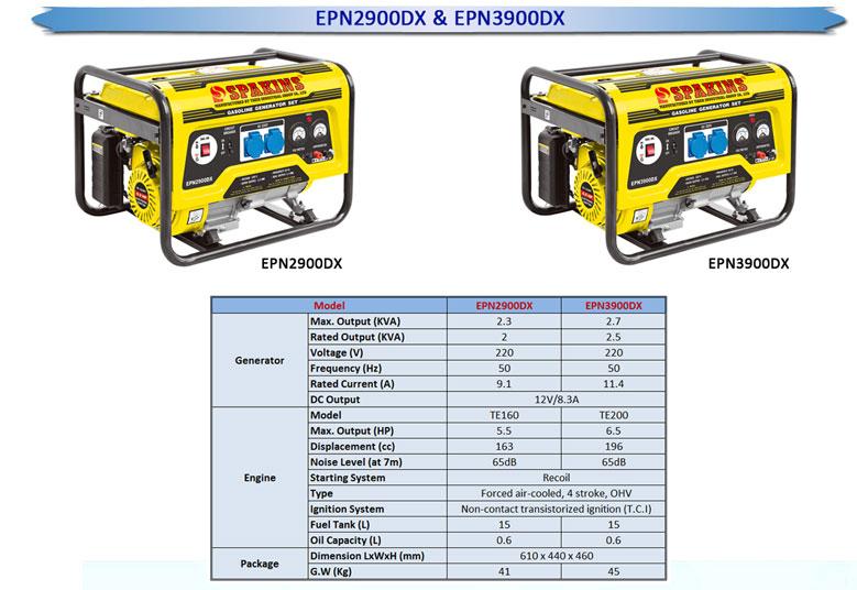 EPN2900DX-&-EPN3900DX