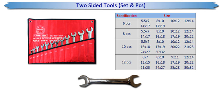 Two-Sided-Tools