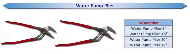 Water-Pump-Plier