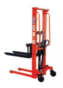 hand stacker semi electric