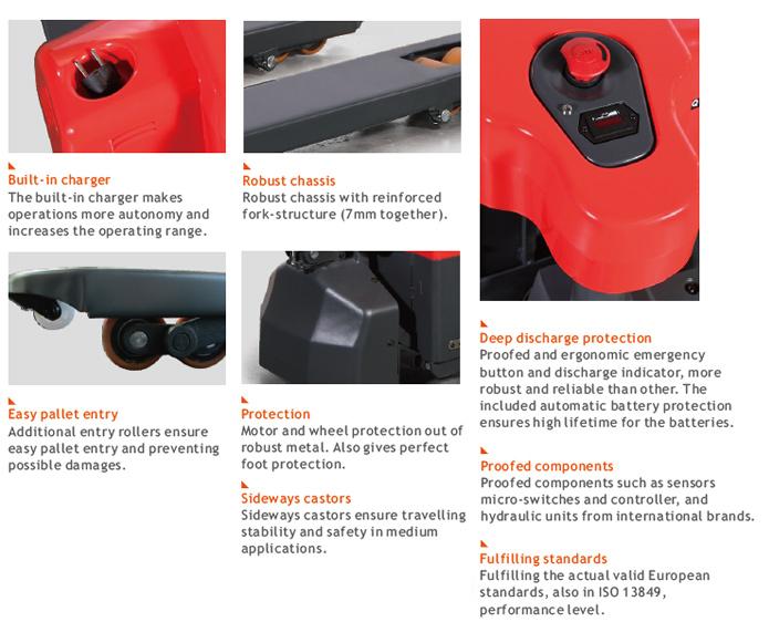 Features PT E15
