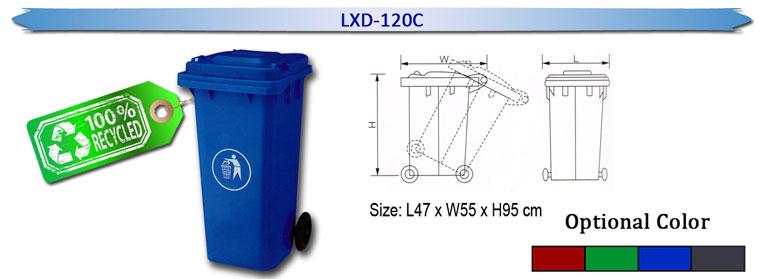 Dustbin-LXD---120C