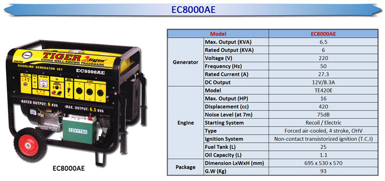 EC8000AE