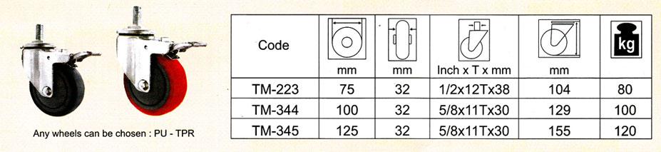 STG TM-223-344-345