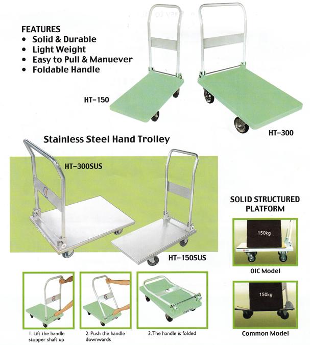 Hand-Trolley
