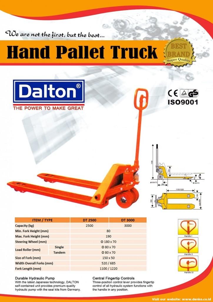 Handpallet 1 new