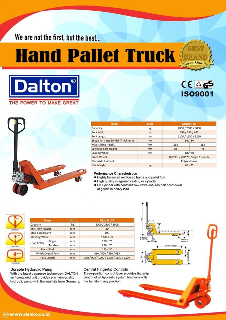 Handpallet New
